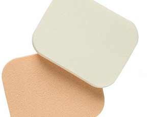 怒江优质乳胶圆形方形化妆小粉扑